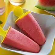 Домашнее мороженое из арбуза