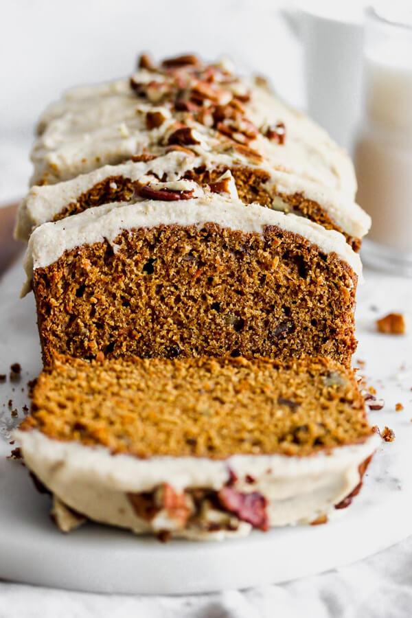 Морковный хлеб с кардамоном и корицей – рецепт с фото пошагово